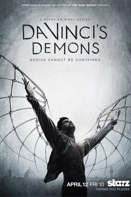 达·芬奇的恶魔第一季