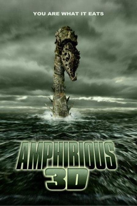 两栖怪兽 Amphibious