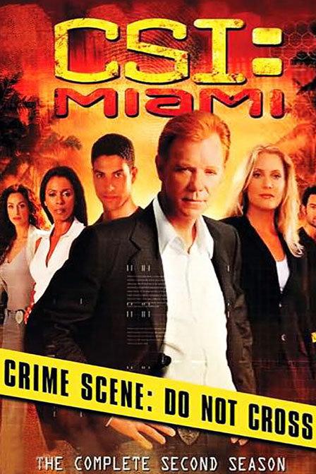 犯罪现场调查:迈阿密第二季