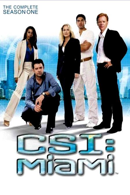 犯罪现场调查:迈阿密第一季
