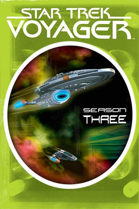 星际旅行:航海家号第三季