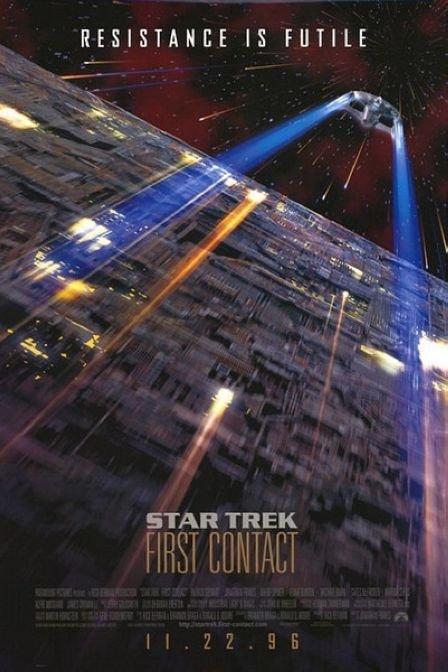 星际迷航8:第一次接触