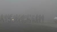 """中国""""半壁江山""""陷入浓雾"""