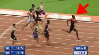 博尔特200米19秒89夺冠