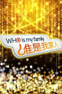 谁是我家人 2014