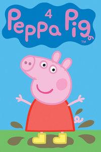 小猪佩奇 英文版 第四季