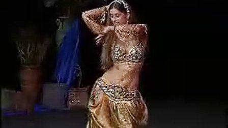 柔媚的印度肚皮舞