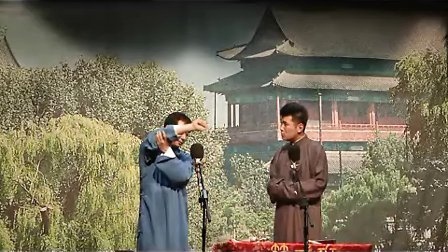 北京相声第二班11.05.07 王自健 徐强 口吐莲花
