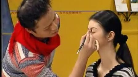 中式复古妆2