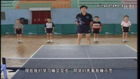 【打好乒乓球新编】第2集(720P超清)乒乓球教学视频