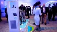 视频: 自行车互动拍照
