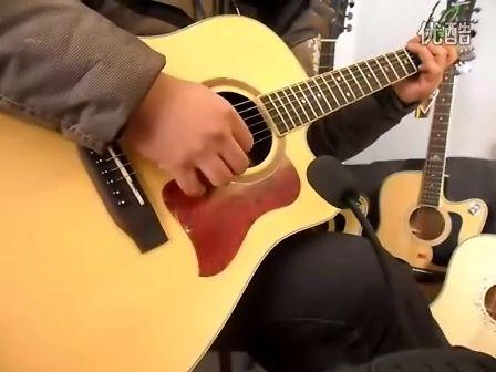 七星吉他入门教学视频第八课(上)不再让你孤单弹唱