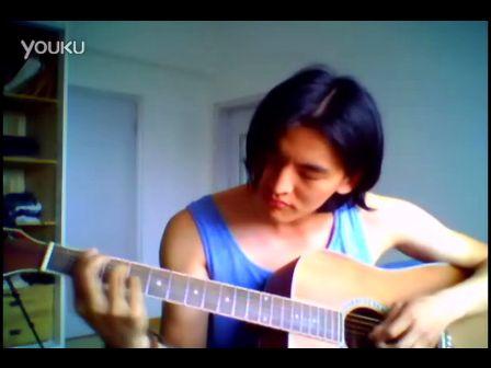 可爱女人 吉他 cover