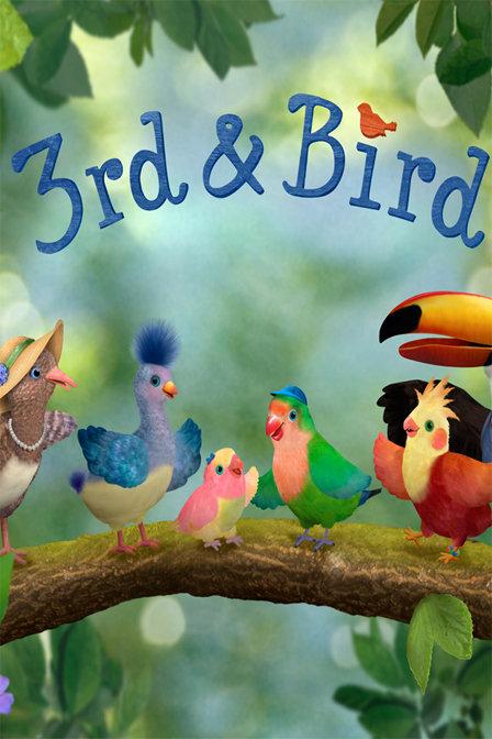 小鳥舔屏動態壁紙