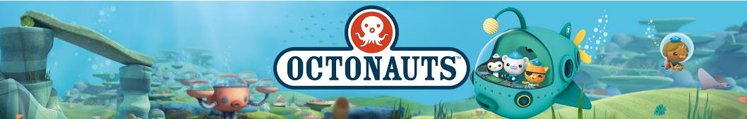 海底小纵队Octonauts banner