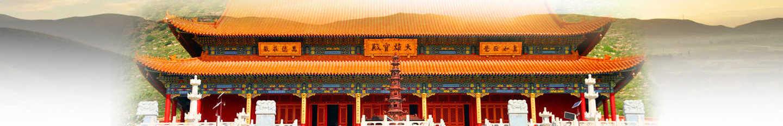山西广灵极乐寺 banner