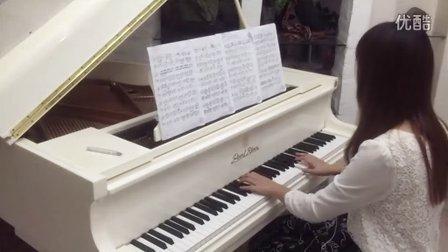See You Again(速度与激情7主题曲)钢琴带伴奏版