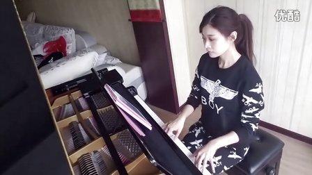 老九门片尾曲 典狱司 钢琴演奏