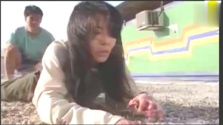 女神蓝洁瑛死时、背景音乐响起郑少秋哭的撕心裂肺《大时代》