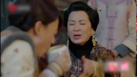 《那年花开》孙俪片场日常05:婆媳关系难相处 周莹被婆婆的汤烫惨了