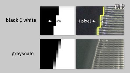 DLP技术 3D打印机怎样打印高分辨率效果