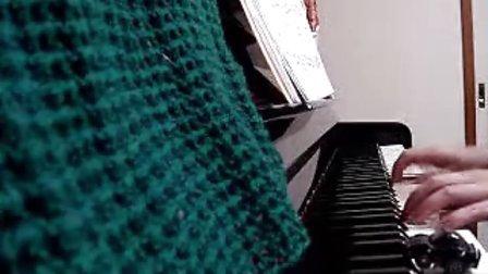 fc《碰碰车》钢琴演奏