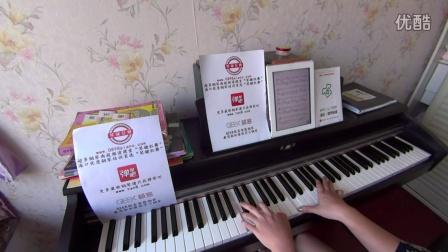 李易峰 再见再见 琴键狂舞钢琴曲