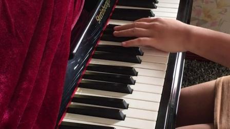 我是歌手 李健《车站》钢琴曲   琴键狂舞