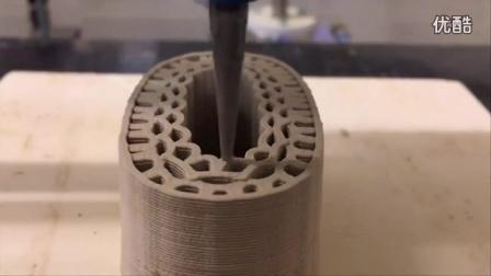 ViscoTec的FDD 3D打印技术打印艺术陶瓷