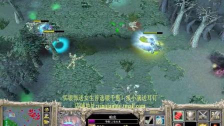 【小滿dota】22殺大炮帕克!最飄逸的DPS