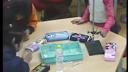 第六屆電子白板大賽《水能溶解一些物資》(首師大實驗教材科學三年級:朱銘)