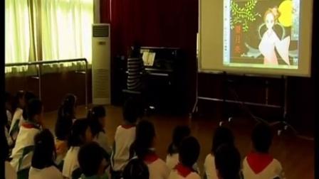第五屆電子白板大賽《望月亮》(人教版音樂二年級,廣州市天河區第一實驗小學:李靈)