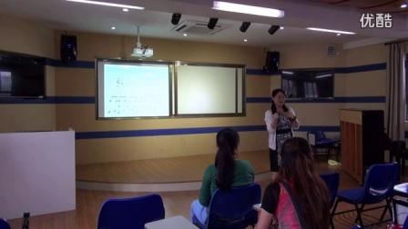 小学音乐教师模拟上课及研讨《土家族之旅》教学视频