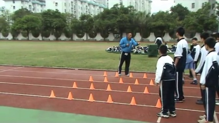 《起跑》教學課例(八年級體育,北環中學:林杰雄)