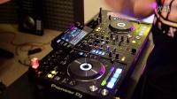 Testing out the new Pioneer XDJ-RX Rekordbox DJ System