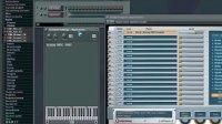 FL Studio 教程 卖血过年的水果视频教程36
