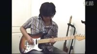 电吉他 Andy Timmons - Electric gypsy cover by pan5410