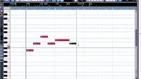 cubase 编曲教程 《莫斯科郊外的晚上》主弦律输入(连载) 3