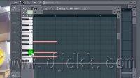 FL Studio 9 基础视频教程之:46,钢琴窗-和弦助手
