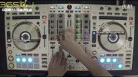先锋pioneer DDJ-SX-N黄金版打碟机 DJ控制器 土豪金_高清