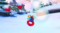 Club Penguin Sled Racer《企鹅俱乐部滑雪赛》宣传片