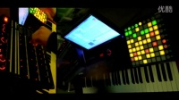 电音 Novation Launchpad, Live performed progressive