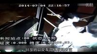 環球車事 行車記錄儀下的驚險瞬間