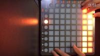 Knife Party - Bonfire Part3(AntiVR Launchpad S Remix)
