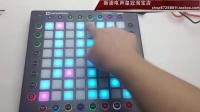 NOVATION launchpad pro 演示和介绍