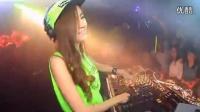 性感DJ Faahsai 夜店酒吧现场打碟视频