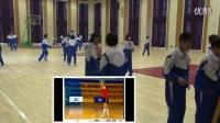 人教版初中體育八年級下冊《排球:正面雙手墊球活動》教學視頻