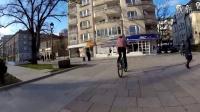 視頻: MTB大街車 George Valchev 2015