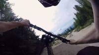 視頻: COMMENCAL - BRENDAN HOWEY在COAST GRAVITY公園的頭頂攝像人生