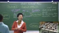 人教版高中英語必修2 Unit 1 Cultural relice教學視頻,福建省,2014學年部級優課評選入圍作品